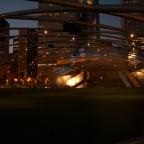 Chicago: Pritzker Pavilion in Millennium Park