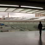 Lisbon: Oriente Station