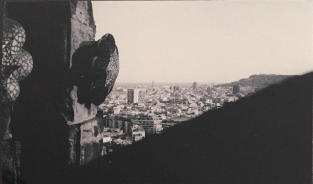 Barcelona_La Sagrada Familia_2