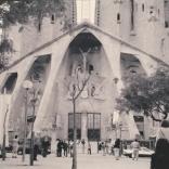 Barcelona_La Sagrada Familia_4