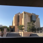 Los Angeles: Cathedral of our Lady of the Angels